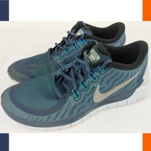 Nike Free 5.0 H2O Repel Men's Size 9 Running Shoes